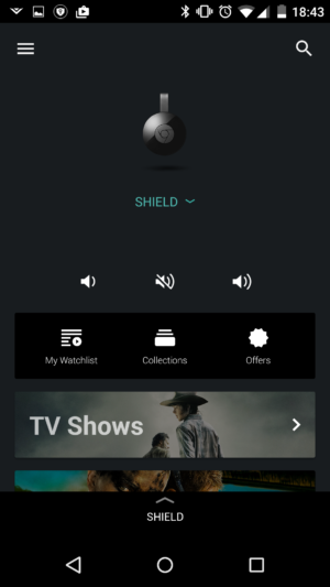 Vizio SmartCast Screenshot (2)