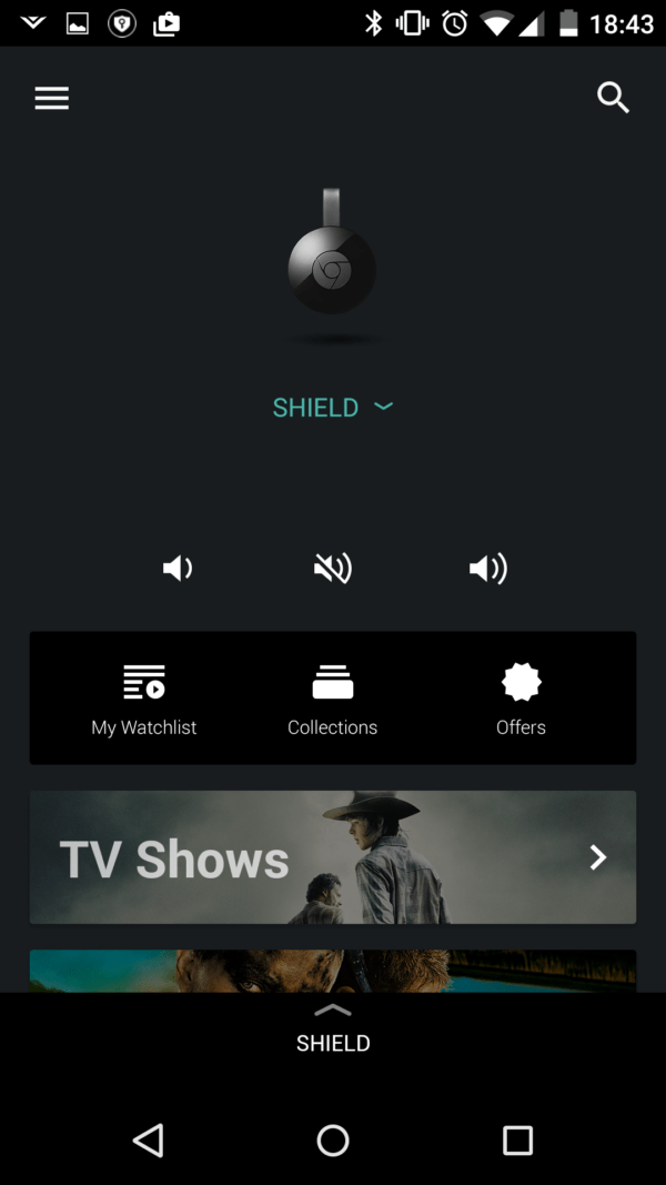 Vizio SmartCast Screenshot (2)