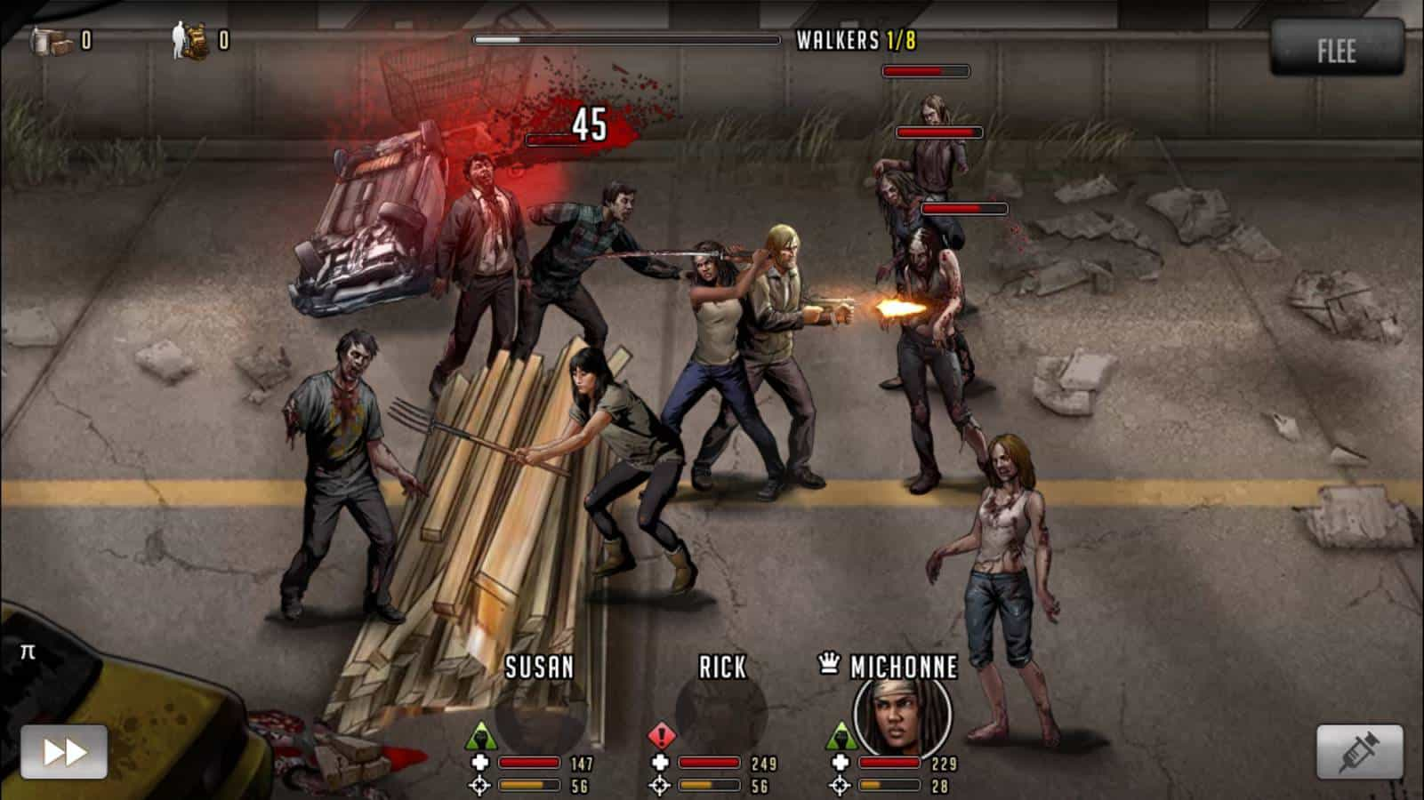 Featured: Top 10 Zombie Games For Android