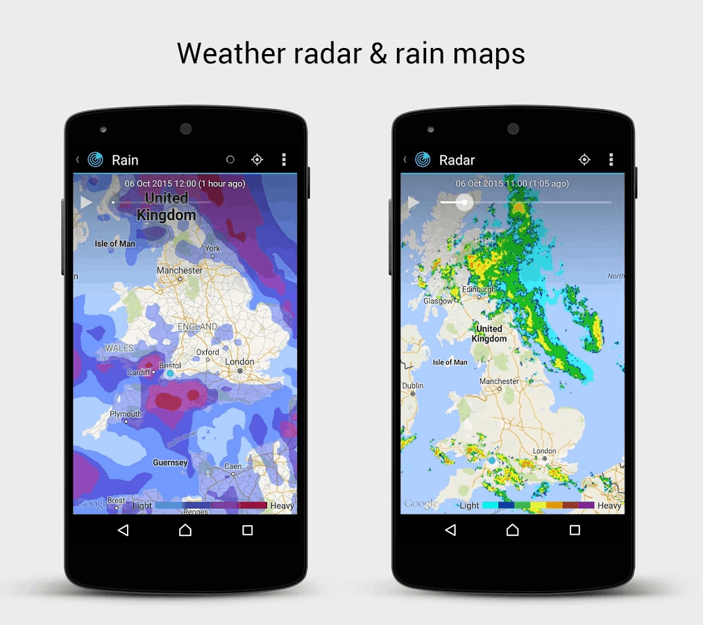 Weather Live Maps