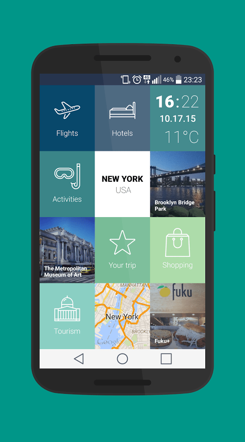 WhereTo - Travel Planner