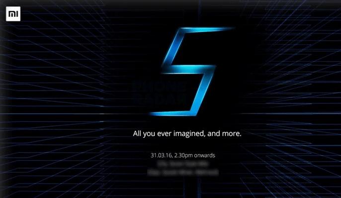 Xiaomi Mi 5 India invite_1