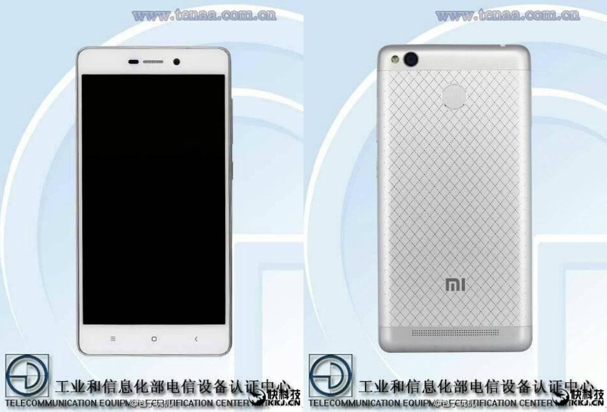 Xiaomi Redmi 3S TENAA_3