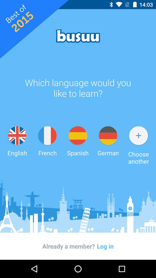 busuu Fast Language Learning