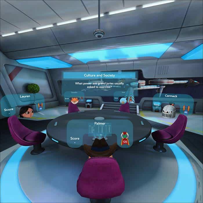 oculus social features 2