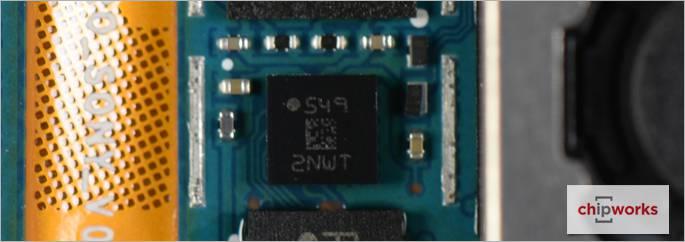 samsung galaxy s7 teardown chips 3