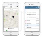 uber citymapper