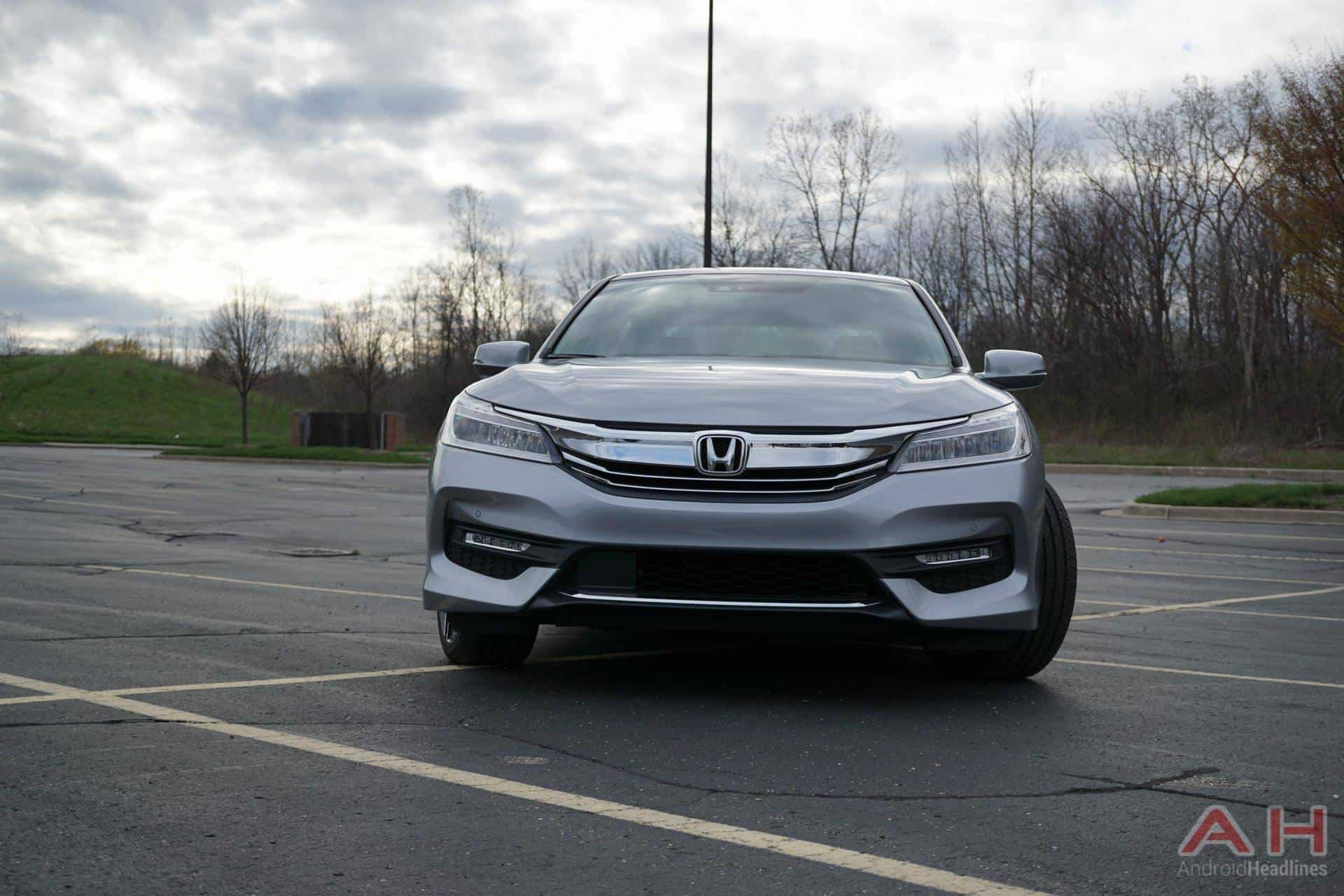 2016 honda accord hands on android auto ah