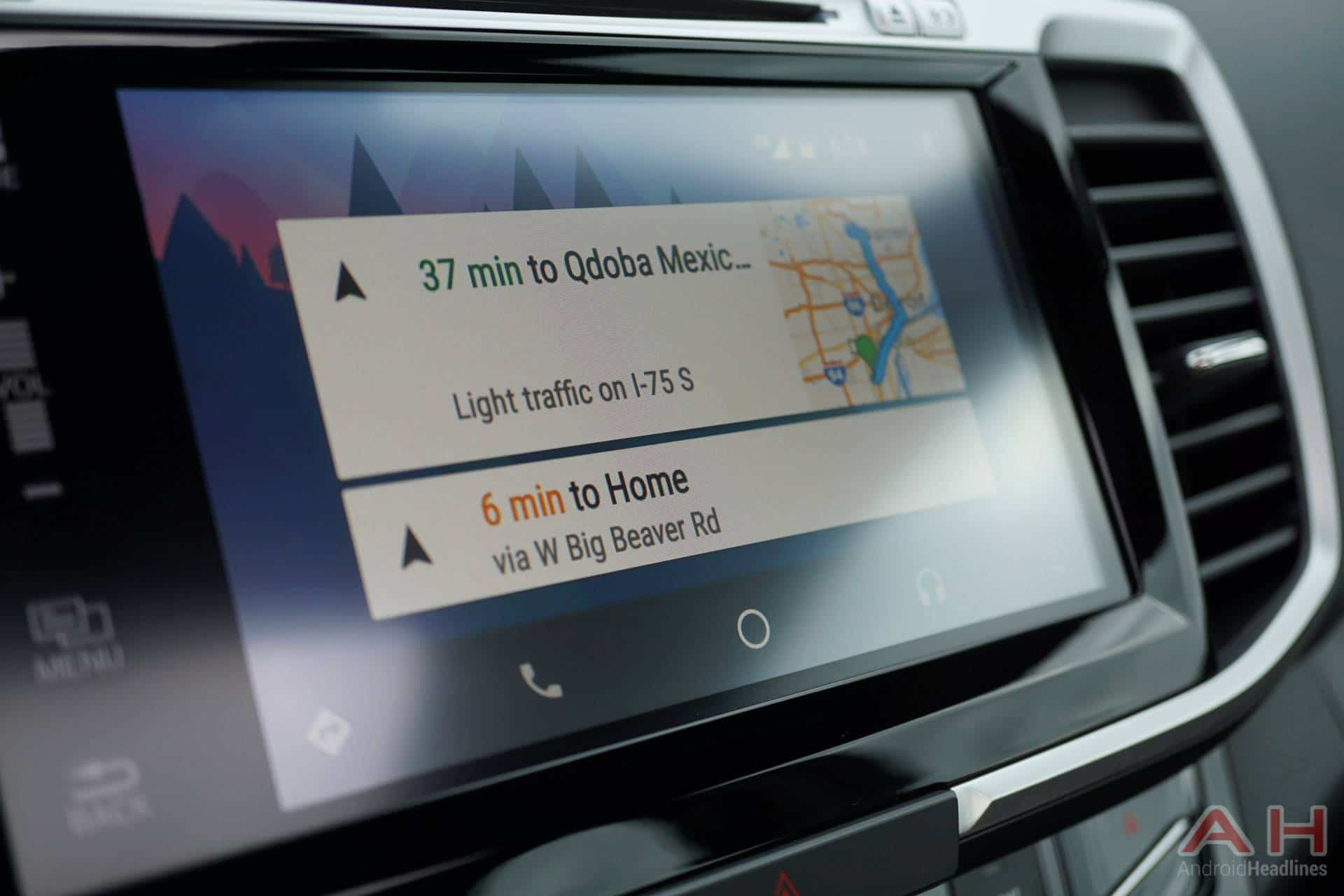 Download: Android Auto v2.0 With Home Screen Shortcuts | Androidheadlines.com
