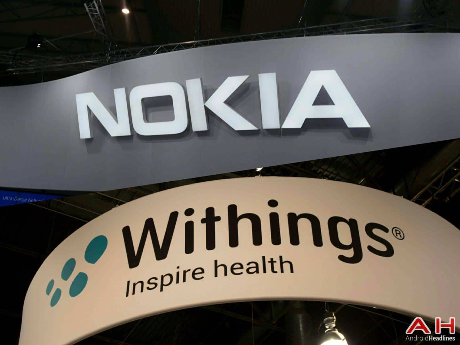 Nokia To Acquire Withings For $191 Million ...
