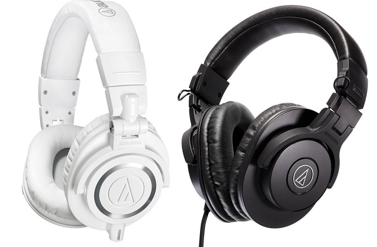 Audio-Technica ATH-M30x & M50x