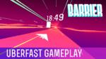 Barrier X game official screenshot_4