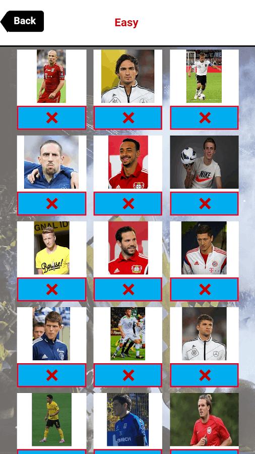 Bundesliga Quiz 01