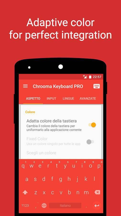 Chrooma Keyboard 4