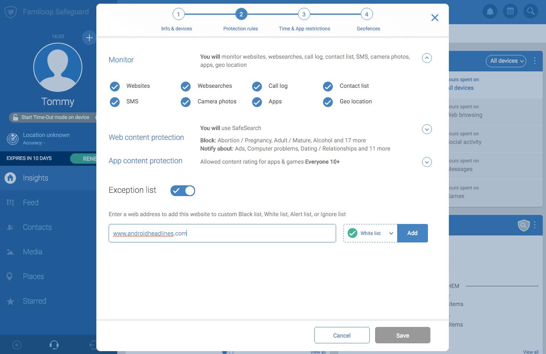 Familoop Desktop