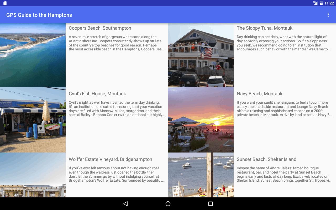 GPS Guide to the Hamptons 07