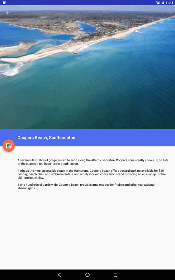 GPS Guide to the Hamptons 08