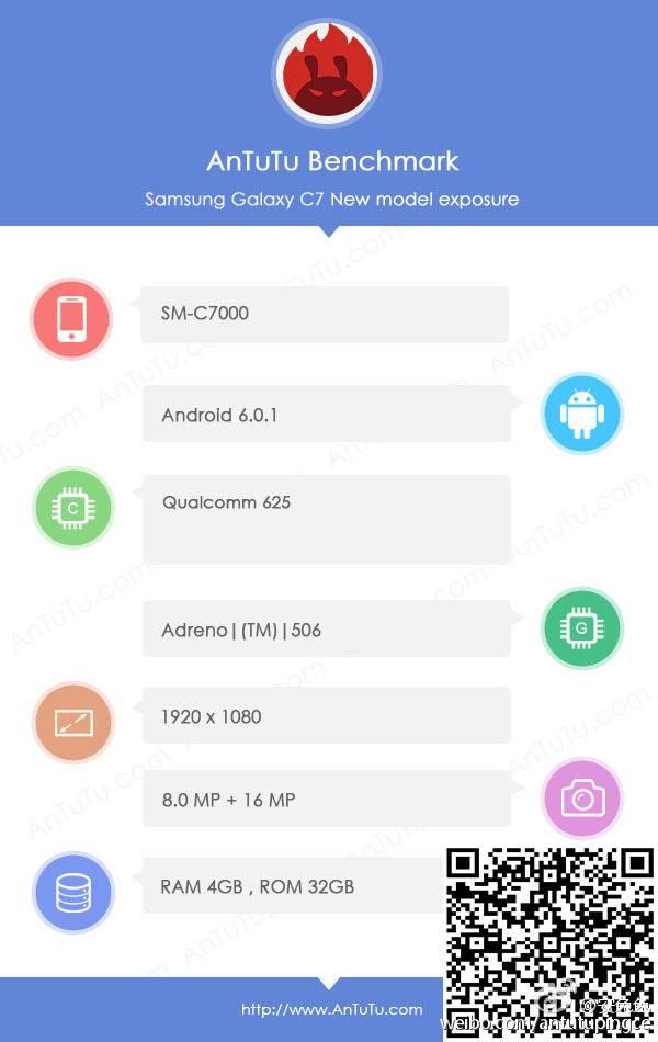 Galaxy C7 AnTuTu pre-launch_1