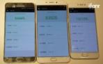 Galaxy Note 5 vs Oppo R9 Plus vs Meizu PRO 6 1
