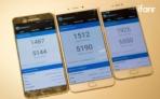 Galaxy Note 5 vs Oppo R9 Plus vs Meizu PRO 6 2