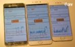 Galaxy Note 5 vs Oppo R9 Plus vs Meizu PRO 6 3