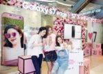 Galaxy S7 Pink 02