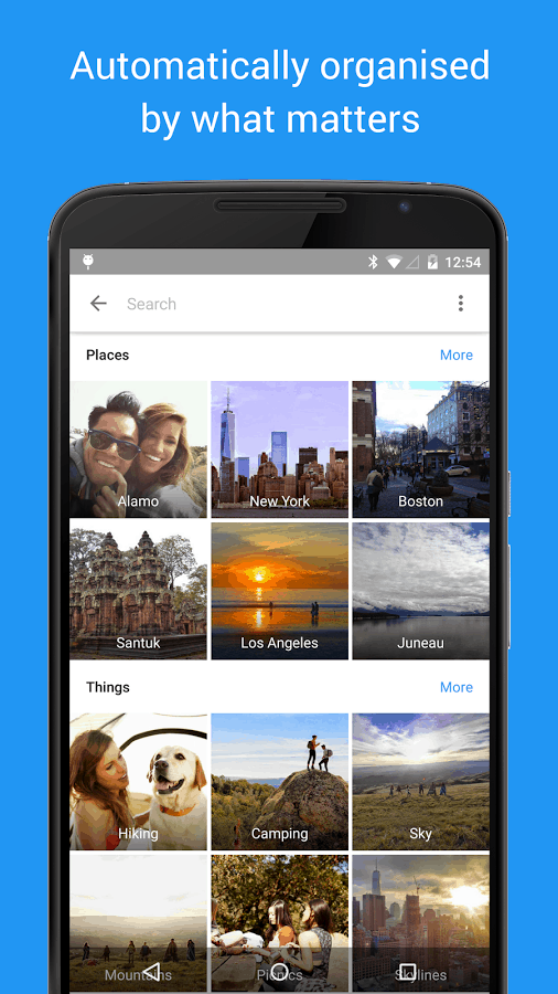 Google Photos Play Store