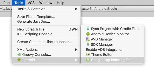 Google Android Studio 2 0 4