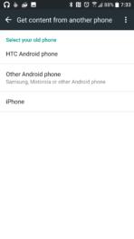 HTC 10 AH NS Screenshots data transfer