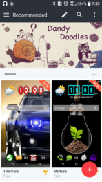 HTC 10 AH NS Screenshots themes 2