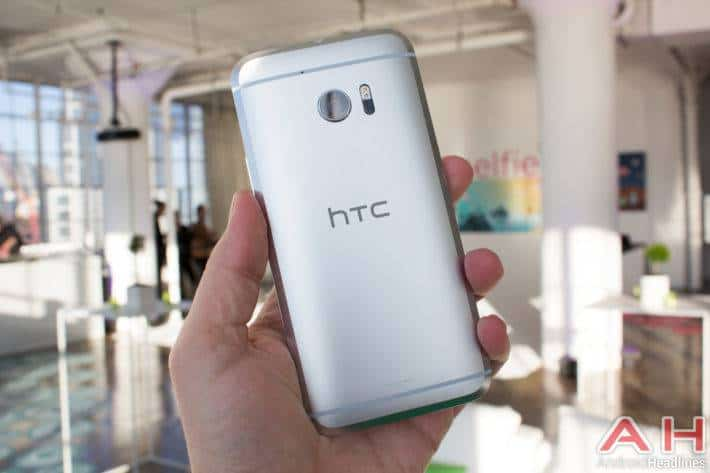 HTC 10 Hands On Silver AH 1