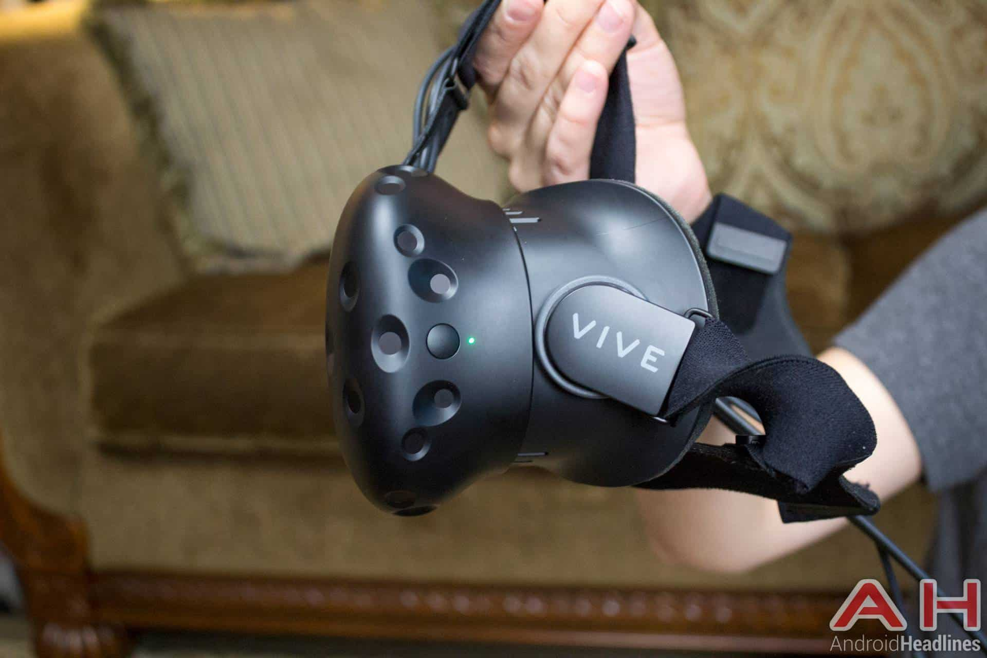 HTC Vive AH NS LED power