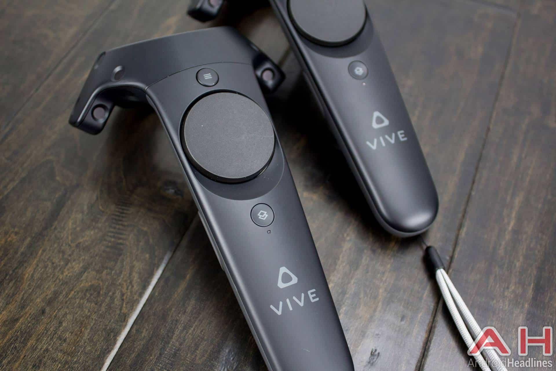 HTC Vive AH NS controller 12