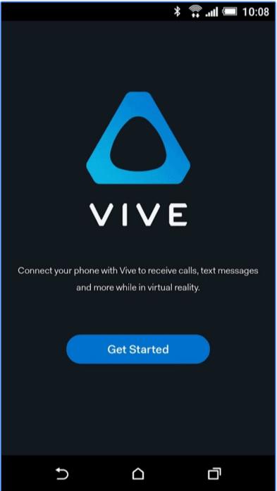 HTC Vive App Play Store 1
