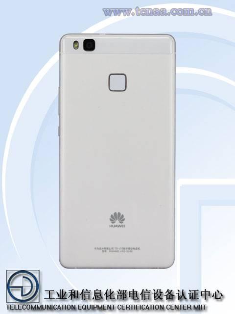 Huawei P9 Lite TENAA 2