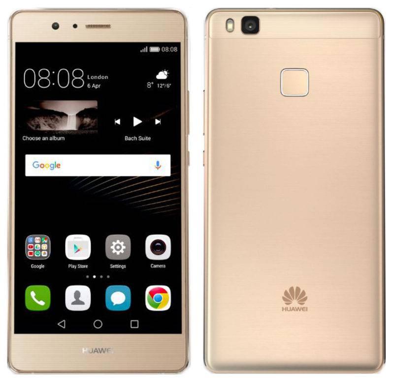 Huawei P9 Lite render KK 2