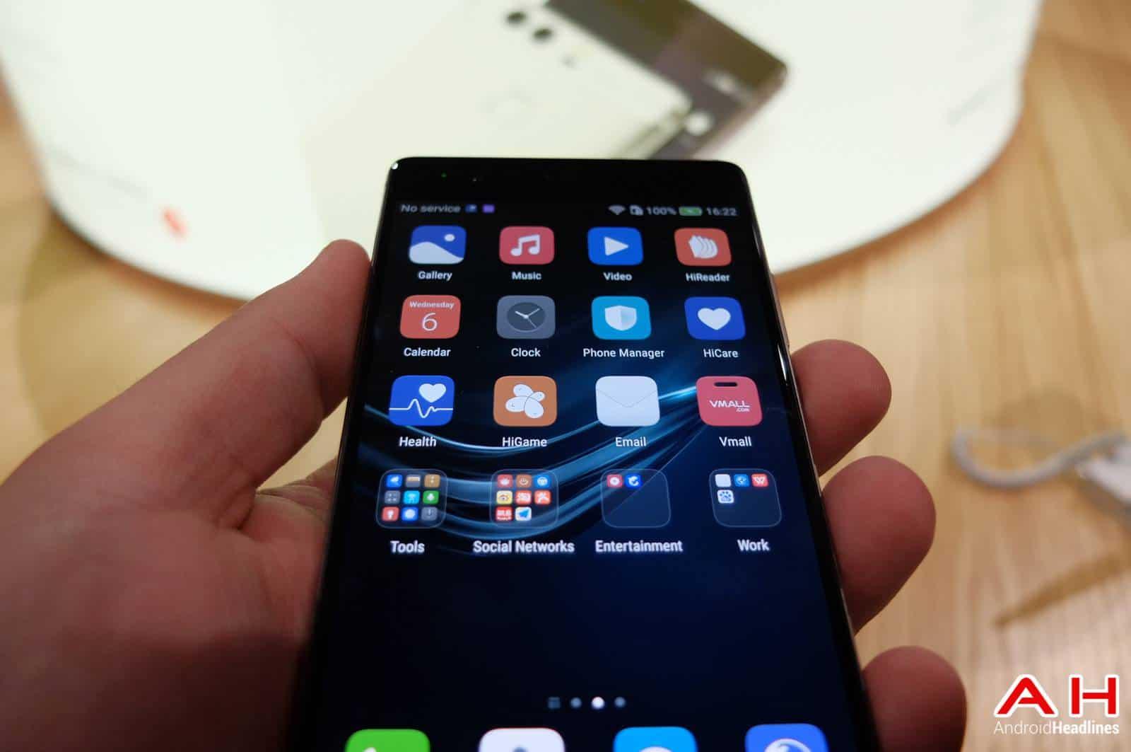 Huawei P9 Plus AH 0501