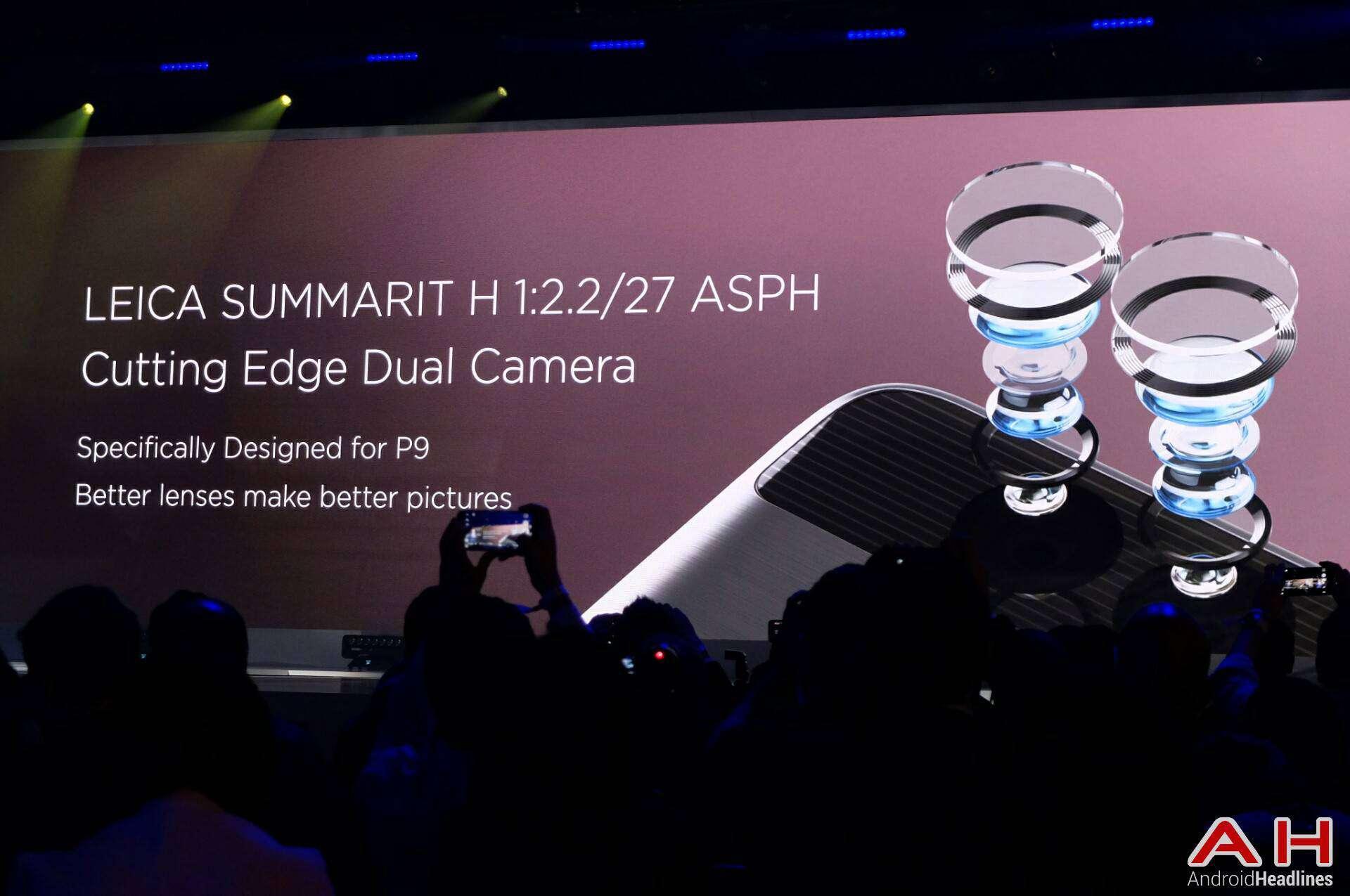 Huawei P9 camera 3
