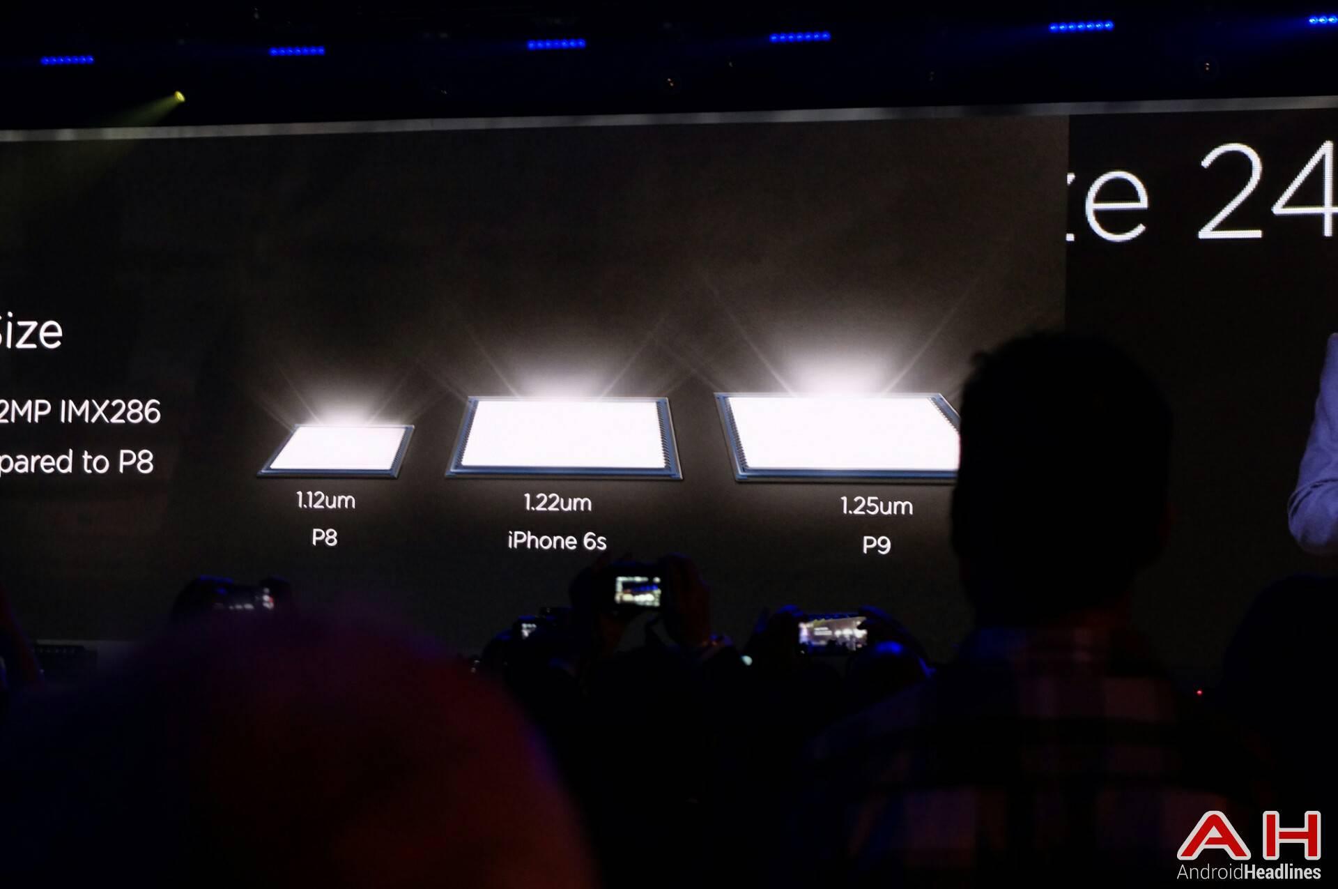 Huawei P9 camera 5
