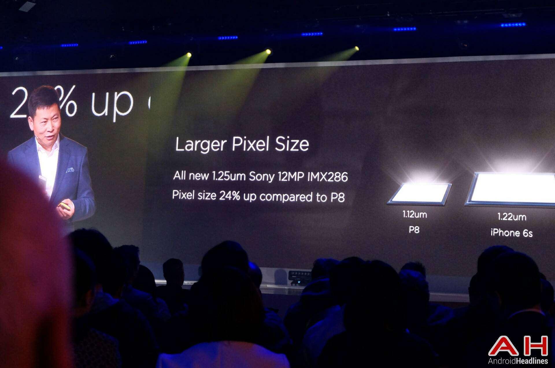 Huawei P9 camera 6