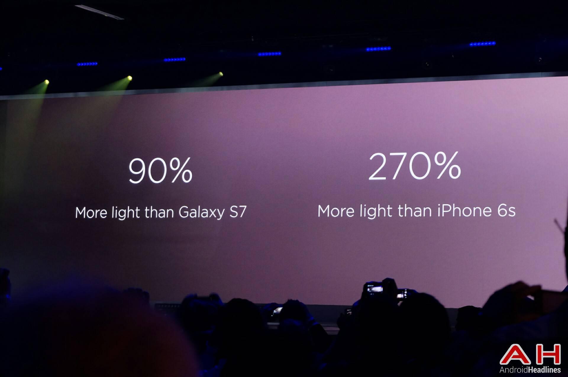 Huawei P9 camera 8