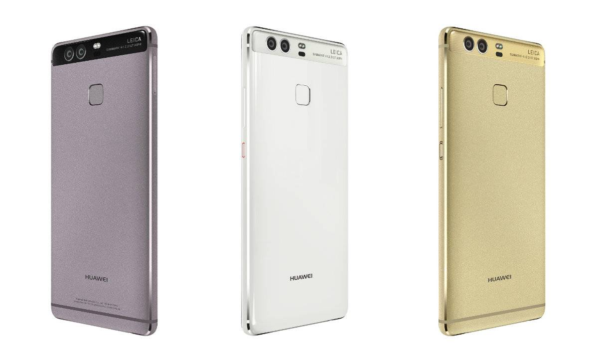 Huawei P9 color variants_1