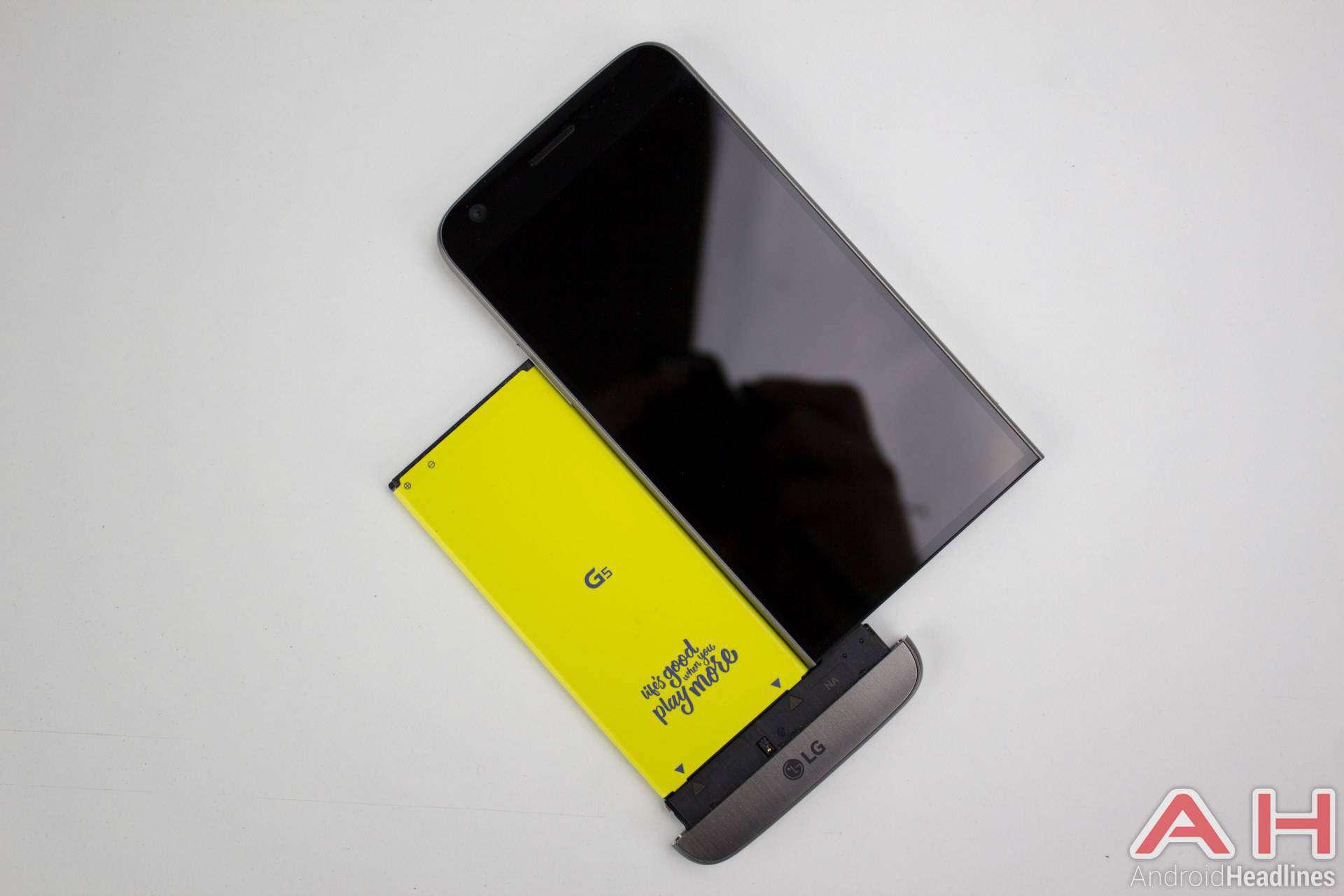 LG G5 AH NS modular 5