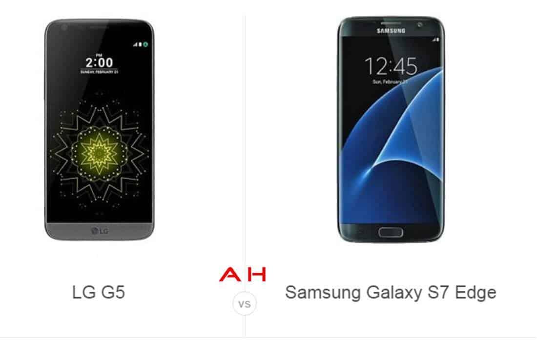 LG G5 vs S7 Edge cam AH