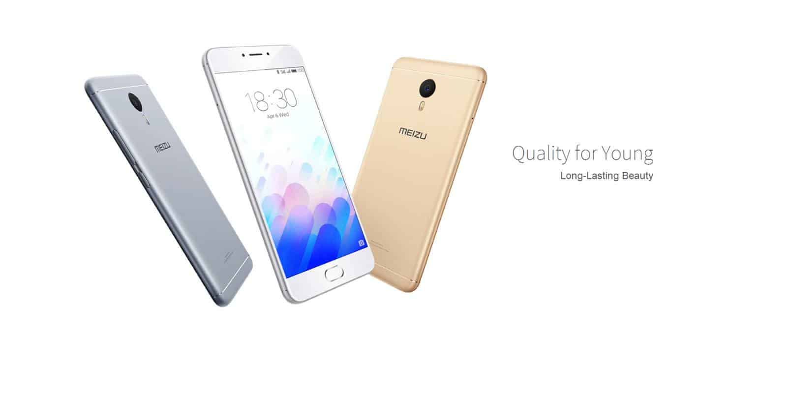 Meizu M3 Note Main