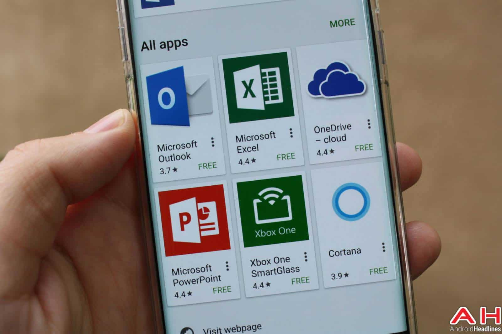 Microsoft Android Smartphone - Microsoft updates word excel powerpoint on android