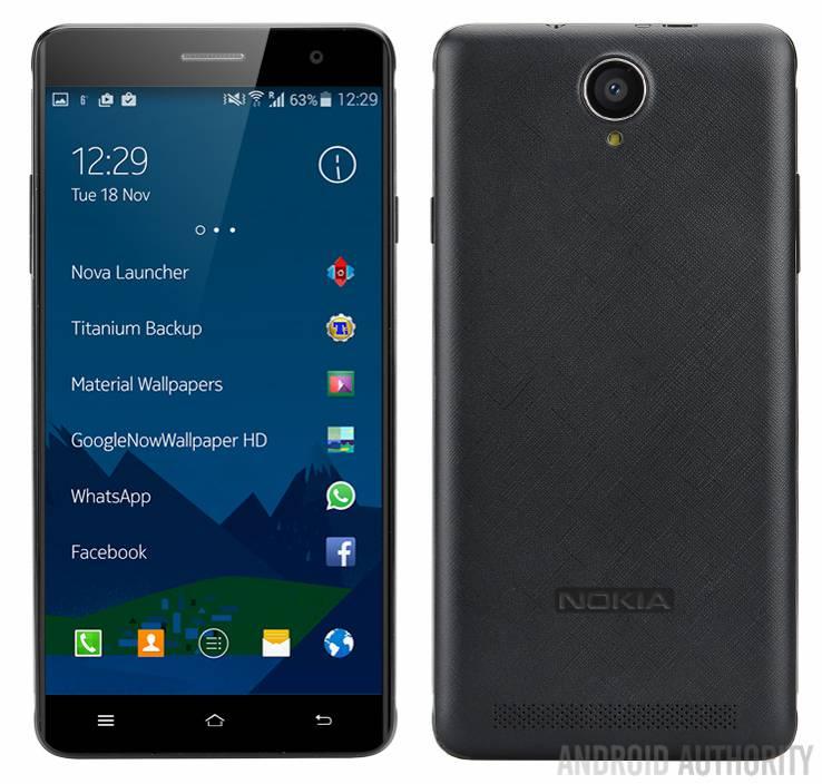 Nokia A1 smartphone render_1