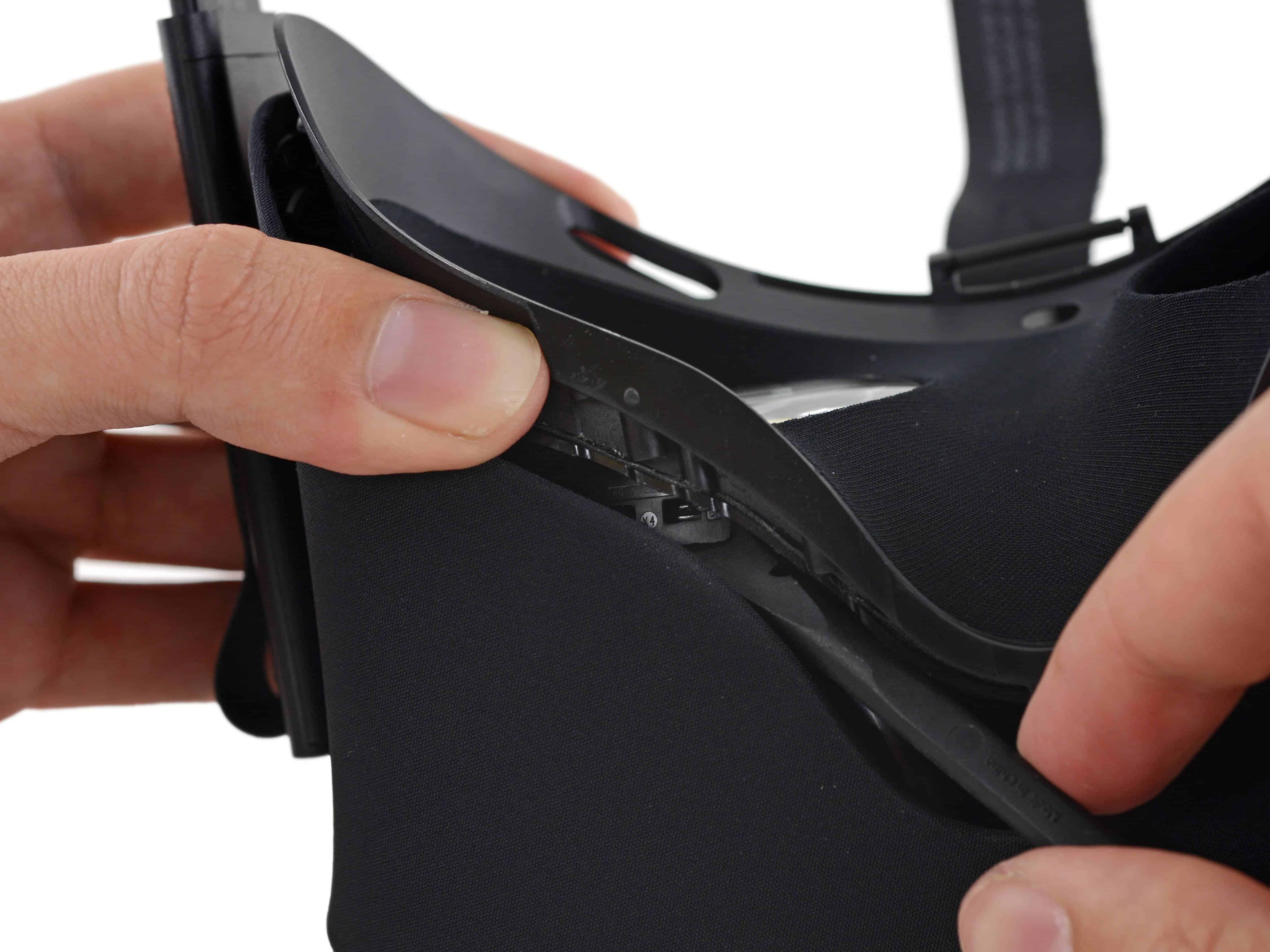Oculus Rift Teardown 2