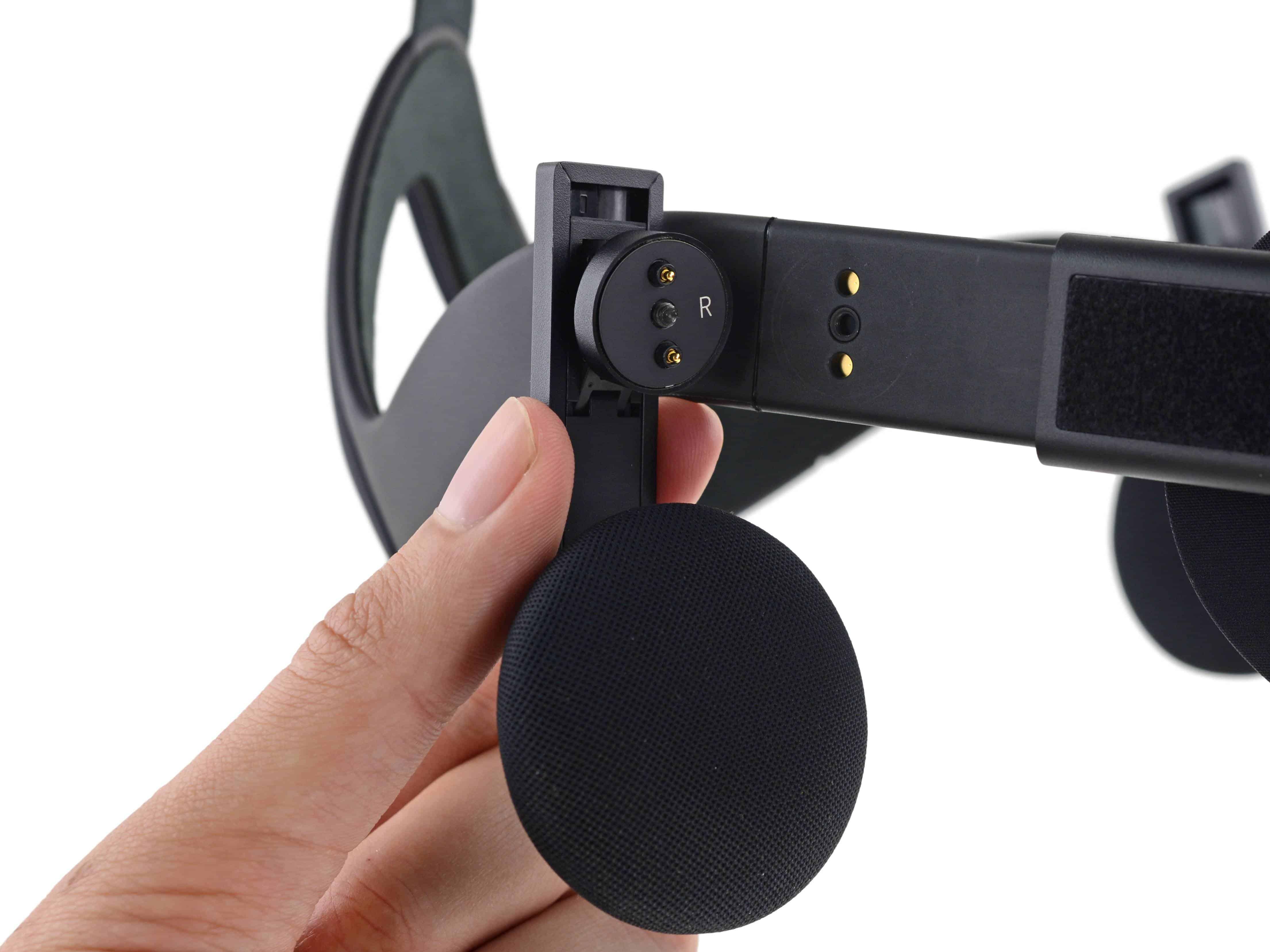 Oculus Rift Teardown 5