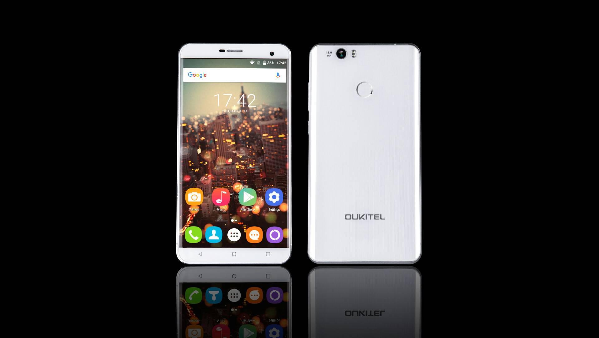 Oukitel K6000 Premium 3